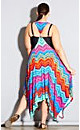 Palm Beach Hi Lo Dress