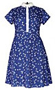Women's Plus Size Daisy Dot Dress | City Chic USA