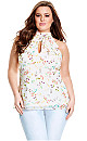 TOP SWEET BLOSSOM - Sweet Blossom - 14 / XS