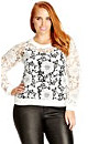 Lace Lover Sweater