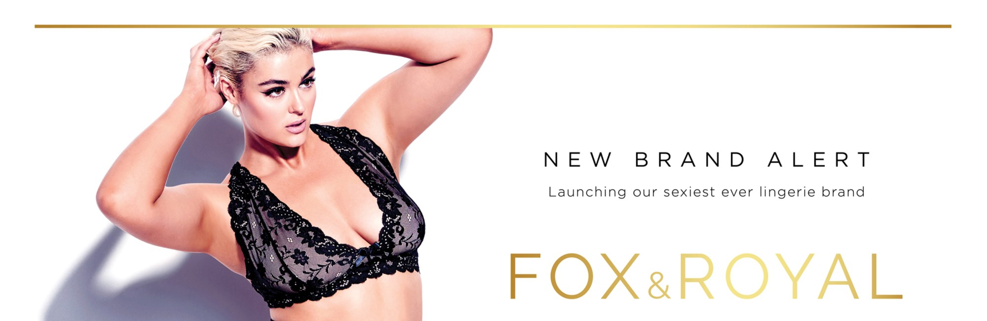 Fox & Royal Lingerie