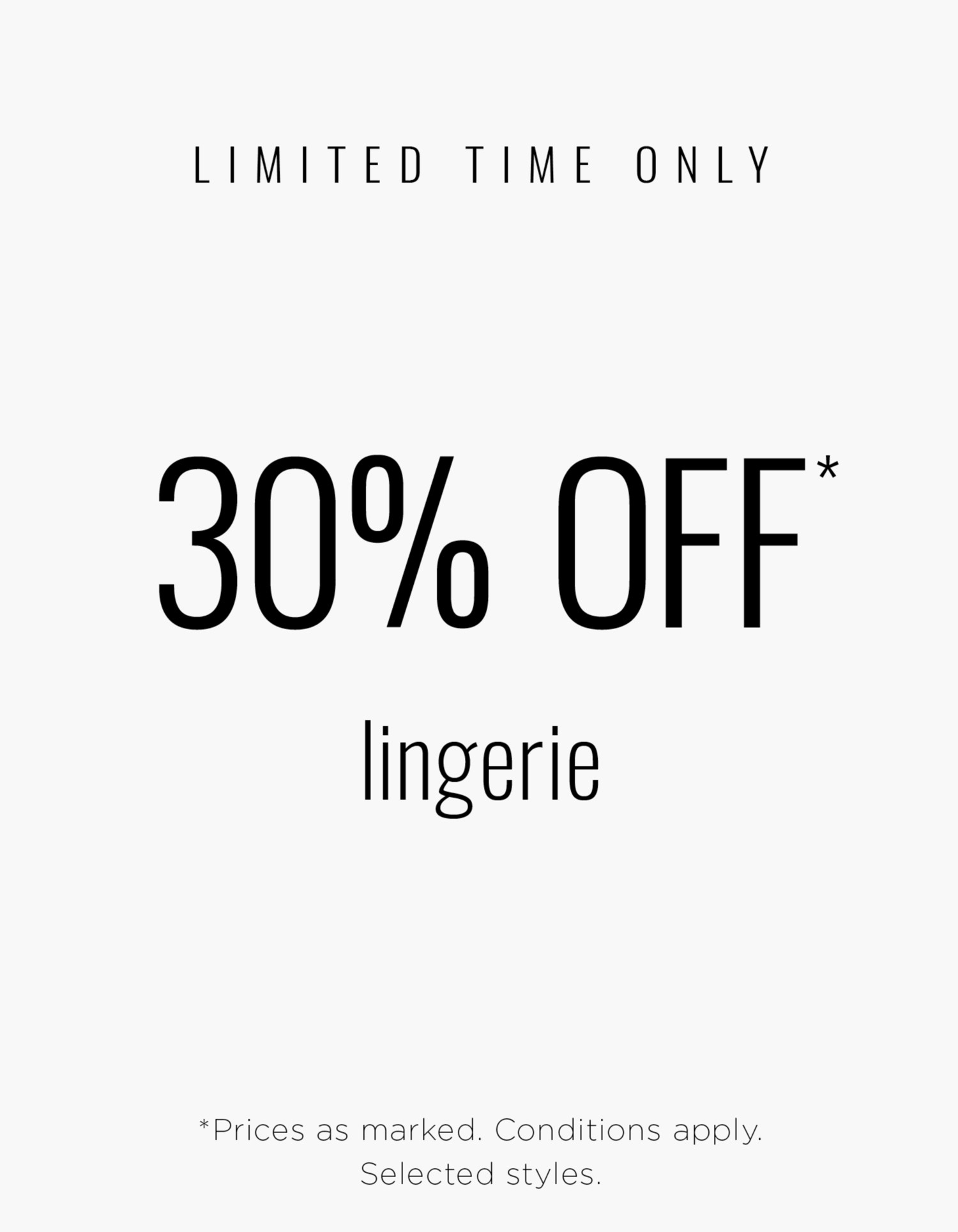 Shop all Lingerie