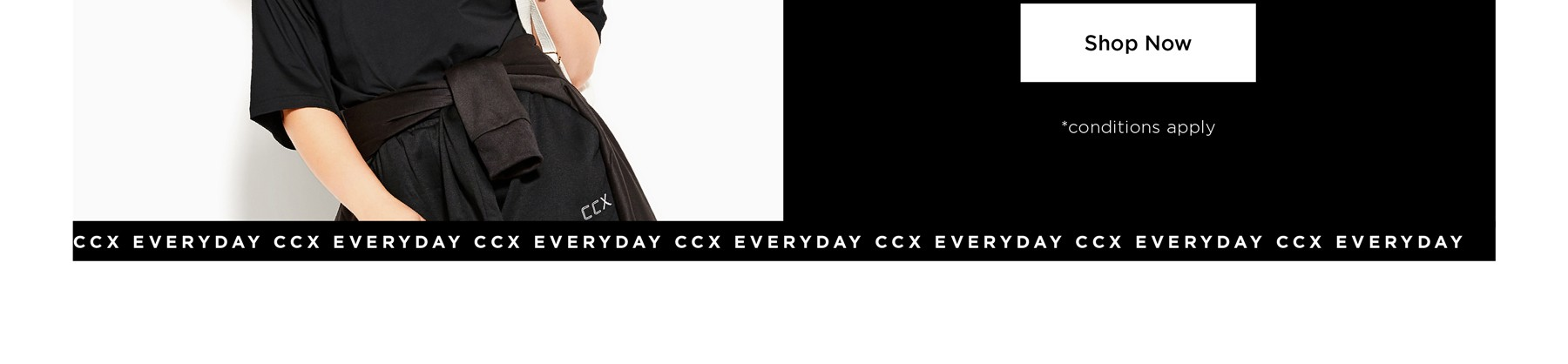 50% Off Everyday Style. Shop Now. Conditions Apply.